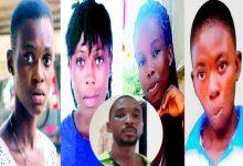 Takoradi Girls Kidnappers Sentenced To Death