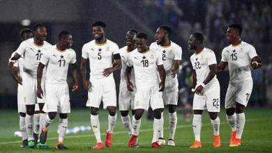 Black Stars Squad For Afcon Qualifier Against South Africa