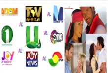 Ghana TV Stations To Stop Showing Telenovelas From 1st May 2021