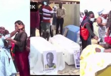 16 Children Who Perished In Apam River Finally Laid To Rest