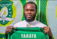 Yahaya Mohammed Of Aduana Stars Ranked The 7th Most Paid Player In Ghana Premier League