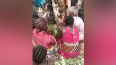 Disturbing video clips show students kidnapped from a college in Nigeria