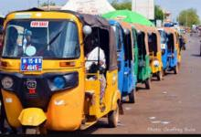Tricycle (Pragyea) Services New Fare Has Been Declined By Passengers