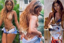 Efia Odo In New Curvy Style Hit Online (Photos)