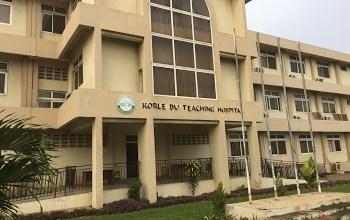 Korle Bu maternity ward not on fire – PRO refutes claims