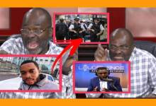 Hon. Kennedy Agyapong sends a strong warning to Twene Jonas & Kevin Taylor
