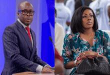 Paul Adom-Otchere Mocks Nana Aba Anamoah