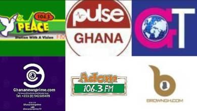 Top 70 Ghana News Websites To Follow in 2021