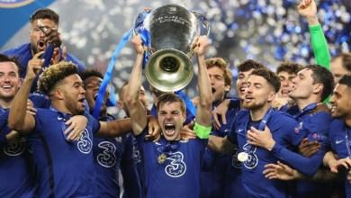 Chelsea wins the 2021 champions league
