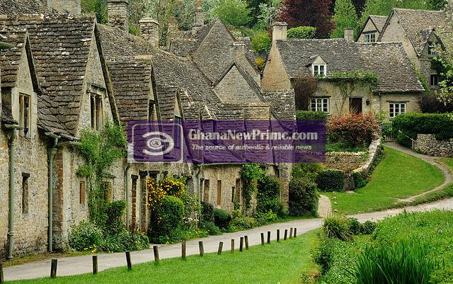 Top 10 amazing places to visit in the UK (Photos)
