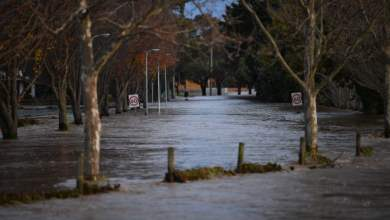 Victoria floods claim second life as Sydney records coldest day in 37 years