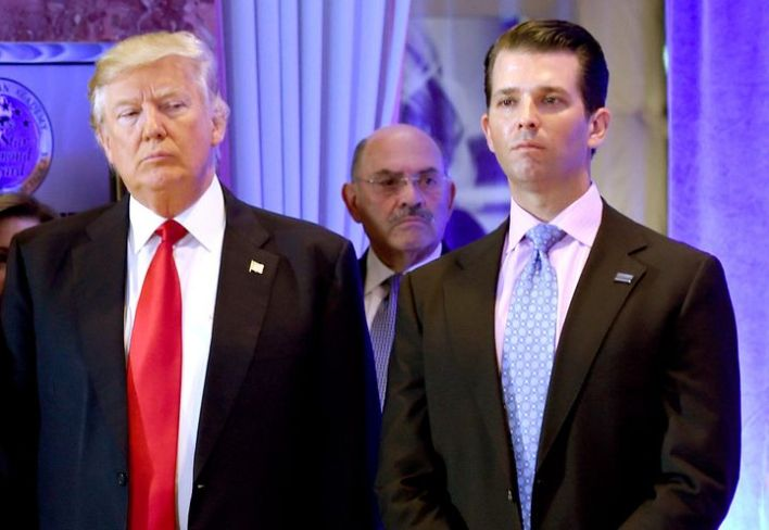 Tax-Related Charges Against Trump Org Expected To Be Unsealed Thursday