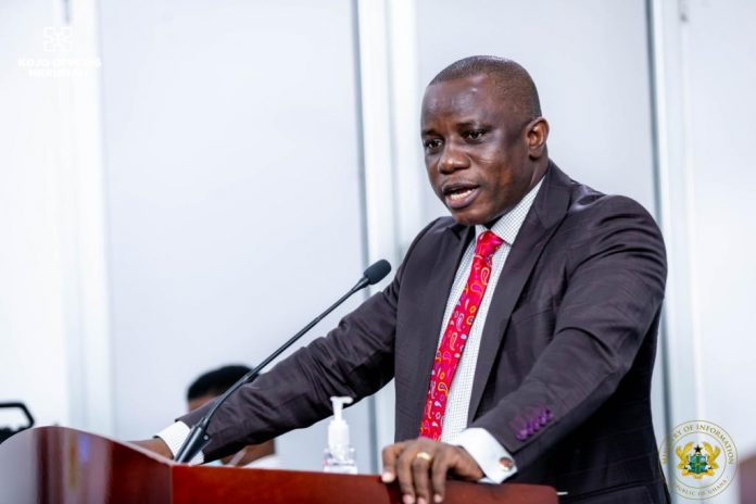 Minister for Defense justifies President Akufo- Addo's use of commercial flights for foreign trips