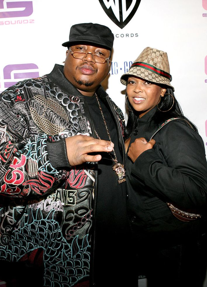 E-40 Celebrates 30 Years Of Marriage With His Wife