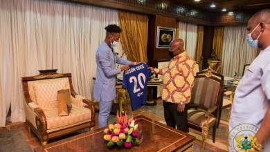 Switch nationality and play for Ghana - Akufo-Addo to Chelsea star Callum Hudson-Odoi