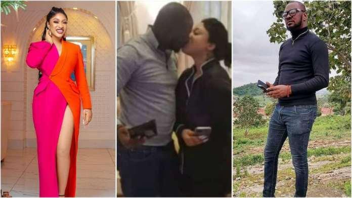Nollywood actress Tonto Dikeh new husband Pop Up