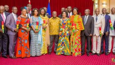 Akufo-Addo names cabinet ministers