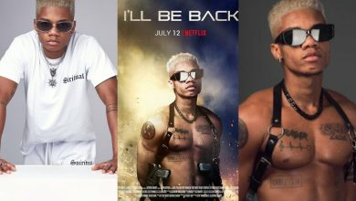 """VGMA22: This Is Why """"I'LL BE BACK"""" Is Trending On Social Media"""