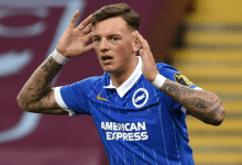 Brighton reject £40m bid from Arsenal for defender Ben White