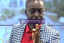 Captain Smart Cries on Live TV Over Bad Leadership of Ghana [Video]