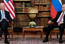 U.S: Biden gets little at Putin meeting, apologizes for snapping at reporter