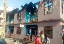 Caretaker of 6 bedrooms burnt to ashes along with entire house