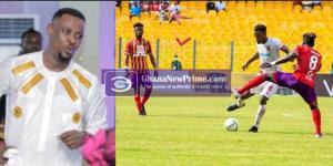 Nigel Gaisie's Prophecy Has Fallen Flat As Hearts Beat Kotoko To Top League Table