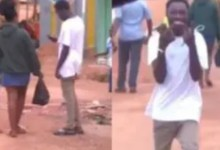 Guy becomes hero for taking girl's number in front of her father