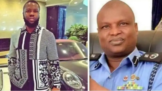 Hushpuppi narrates how he bribed Nigerian top cop Abba Kyari in $1.1 million deal