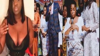 Princess Shyngle Exposes Pastor Gabriel As She Plays Audio Of Her Last Chat With Moesha (HOT VIDEO)