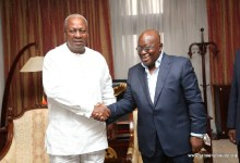 Rising tension, insecurity reflective of Akufo-addo - Mahama