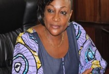 I shed tears seeing former NPP politician and minister Otiko Afisa Djaba doing this.