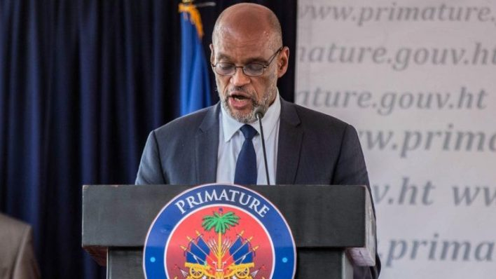 Haiti swears-in