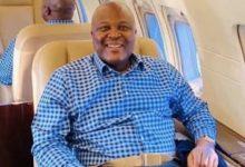 Ibrahim Mahama acquires a customized private jet [Photos]