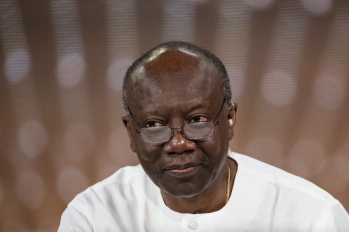 Ken Ofori Atta readies to deliver mid-year review budget to Parliament