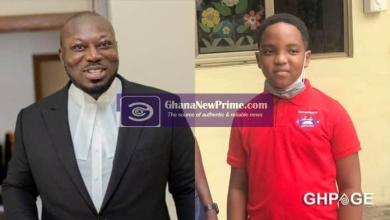 Our Day: NDC offers party membership to 9-year-old Oswald
