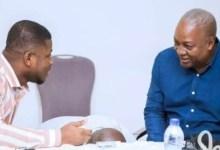 Ghana is not safe under Akufo-Addo and Bawumia – Mahama