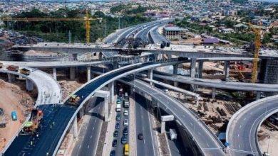 Nana Addo Commissions Pokuase Interchange