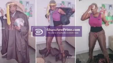 Nollywood actress Mercy Johnson left fans in stitches with her new TikTok video [Video]