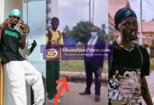 Black Sherif Allegedly Sacked From University Campus For Being Indiscipline [Video]