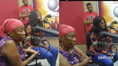 Shatta Wale's mum and Magluv clash on live radio