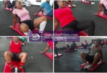 [Viral Video] women being coached on how to move their waists in bed