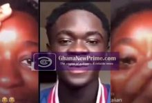 Lady offers herself to Yaw Tog, cries and tells him 'I love you' on Instagram Live [Watch]
