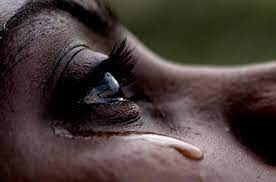 Cry is very significant in your life, see the importance