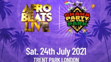 Top Ghanaian musicians get ready for Ghana Party in London