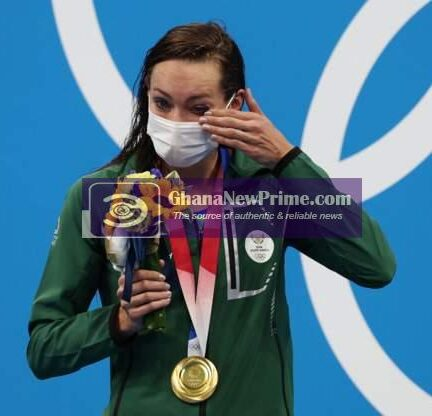 South Africa's Schoenmaker sets new world record in Olympics