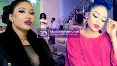 """Bobrisky Declares That """"No Bestie Anywhere"""" After Ending Friendship With Tonto Dikeh"""