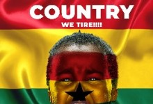 #FixTheCountry campaign set to demonstrate tomorrow