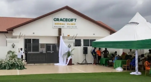 Gracegift Clinic CEO pleads on Govt to include approved Herbal Medicines in NHIS