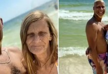 24-year-old man engages to 64-year-old lover [Photos + Video]